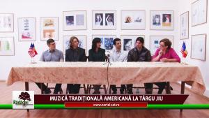 muzica traditionala americana